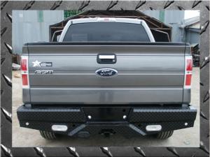 Home :: Ford :: 05-07 Ford Super Duty F250 F350 F450 F550 :: Rear Bumpers  :: Frontier Gear Rear Bumper