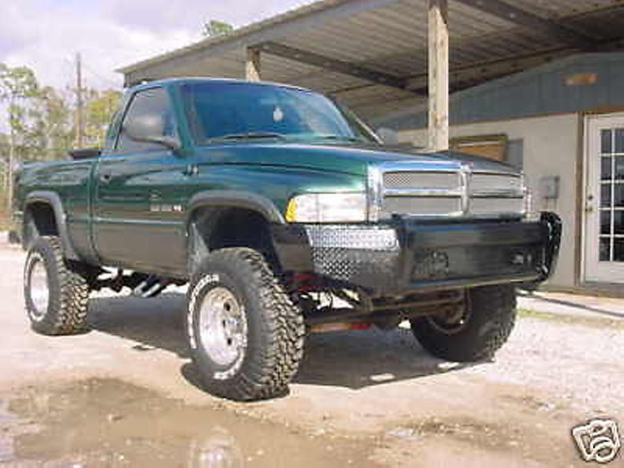 dodge 94 02 dodge ram 2500 3500 94 01 dodge ram 1500 front bumpers no top javelina front bumper hendry s the biggest single location ranch hand dealer hendry s