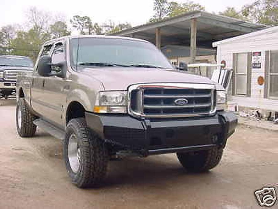 Ford 99 04 Super Duty F250 F350 F450 F550 Front Bumpers